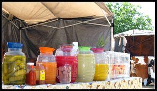 Boerne Town Square Juices