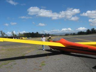 Dave Red Glider