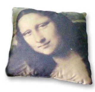Monalisa pillow