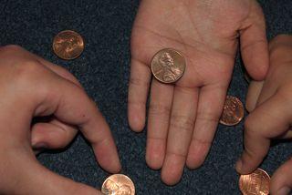 Picking Up Pennies