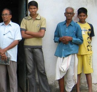 INDIA Grandfather