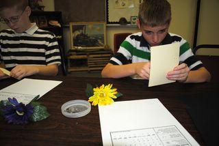 Making Braille Craft