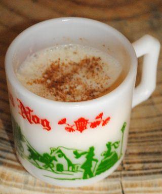 Eggnog Cup