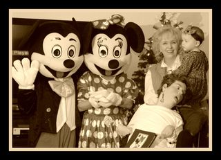Mickey & Minnie et al