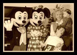 Mickey & Minnie et al