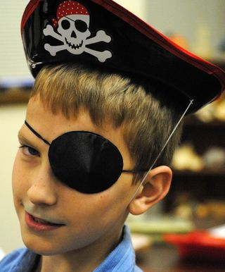 Colton the Pirate